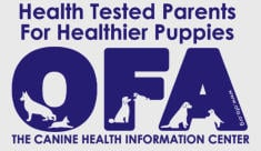 Canine Health Information Center OFA